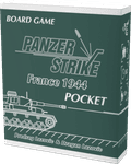 Board Game: Panzer Strike: France 1944 – Pocket