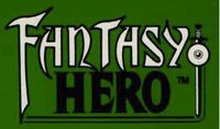 RPG: Fantasy Hero (HERO System 1-3)