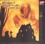 Board Game: Betrayal at House on the Hill: Widow's Walk