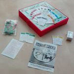 Board Game: Monopoly: The Portable Property Trading Game