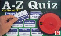 Board Game: Tell Me: The Grand Quiz Game