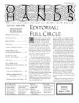 Issue: Other Hands (Issue 13 - Apr 1996)