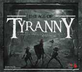 Board Game: Too Many Bones: Age of Tyranny