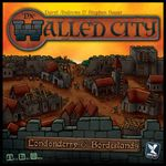 Board Game: The Walled City: Londonderry & Borderlands