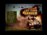 Video Game: Close Combat - Last Stand Arnhem