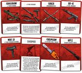Board Game: Zombicide: Experience Deck