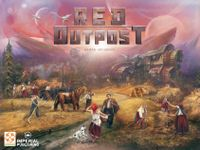 Board Game: Red Outpost