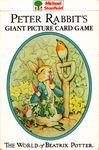Board Game: Peter Rabbit's Giant Picture Card Game