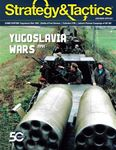 Board Game: War Returns to Europe: Yugoslavia 1991