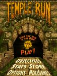 Video Game: Temple Run