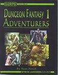 RPG Item: GURPS Dungeon Fantasy 01: Adventurers
