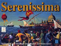 Board Game: Serenissima (first edition)