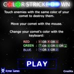 Video Game: Color Strike Down