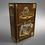 Board Game: Tales of Danger #1: Days of Discovery