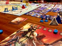 Board Game: Kemet