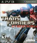 Video Game: Transformers: War for Cybertron