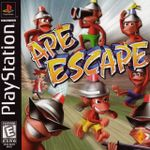 Video Game: Ape Escape