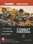 Board Game: Combat Commander: Battle Pack #2 – Stalingrad