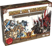 Board Game: Wrath of Kings: Honor and Treachery – The Battle of Ravenwood
