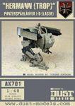 "Board Game: Dust Tactics: Panzerspähläufer I-D (Laser) – ""Hermann (Troop)"""