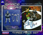 RPG Item: Space Supers #07: Promethean Warriors (ICONS)