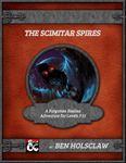 RPG Item: The Scimitar Spires