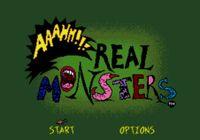 Video Game: Aaahh!!! Real Monsters
