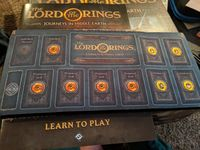 Player mats | The Lord of the Rings: Journeys in Middle-earth