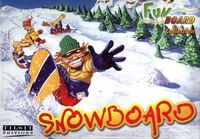 Board Game: Snowboard