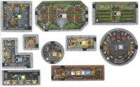 Board Game: Zamki szalonego króla Ludwika: Polskie zamki