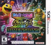 Video Game Compilation: Pac-Man & Galaga Dimensions