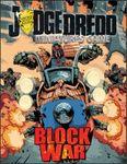 Board Game: Judge Dredd Miniatures Game: Block War