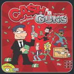 Board Game: Ca$h 'n Guns (Second Edition)
