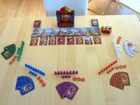 Board Game: Histrio