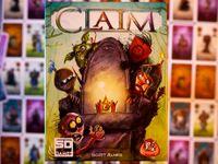 Board Game: Claim