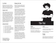 RPG Item: The Oni