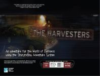 RPG Item: The Harvesters