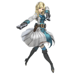 Character: Leanne (Resonance of Fate)