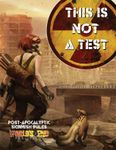 Board Game: This Is Not a Test