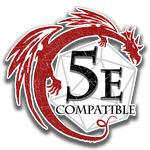 RPG: 5e Game System Product (D&D 5th Edition Compatible)