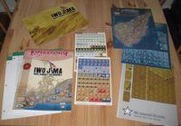 Board Game: Iwo Jima: Rage Against the Marines