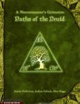 RPG Item: Paths of the Druid