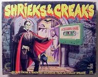 Board Game: Shrieks & Creaks
