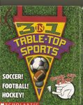 Board Game: 3 in 1 Table-Top Sports