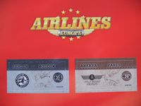 Board Game: Airlines Europe: New Bonus Connections