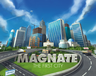 Board Game: Magnate: The First City