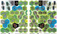 Board Game: Ogre: Strategic & Tactical Objectives Sponsored Counter Sheet
