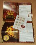 Board Game: The King's Will: Magyar Expansion