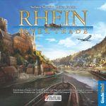 Board Game: Rhein: River Trade