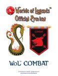 RPG Item: Worlde of Legends Combat